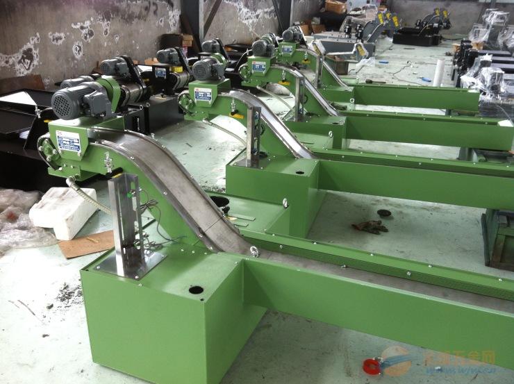鼓楼区机床排屑机 链板排屑机 中德直供