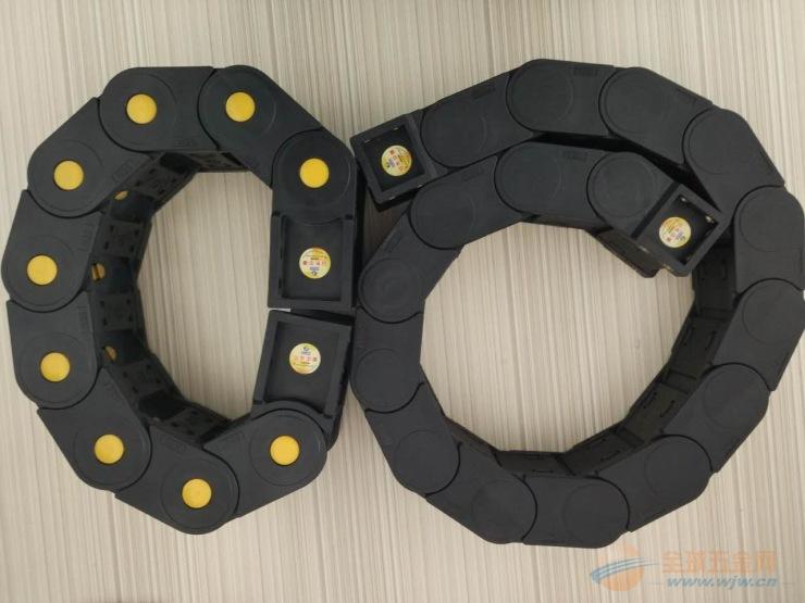 武冈市 供应 工程塑料拖链 使用方便 性能可靠