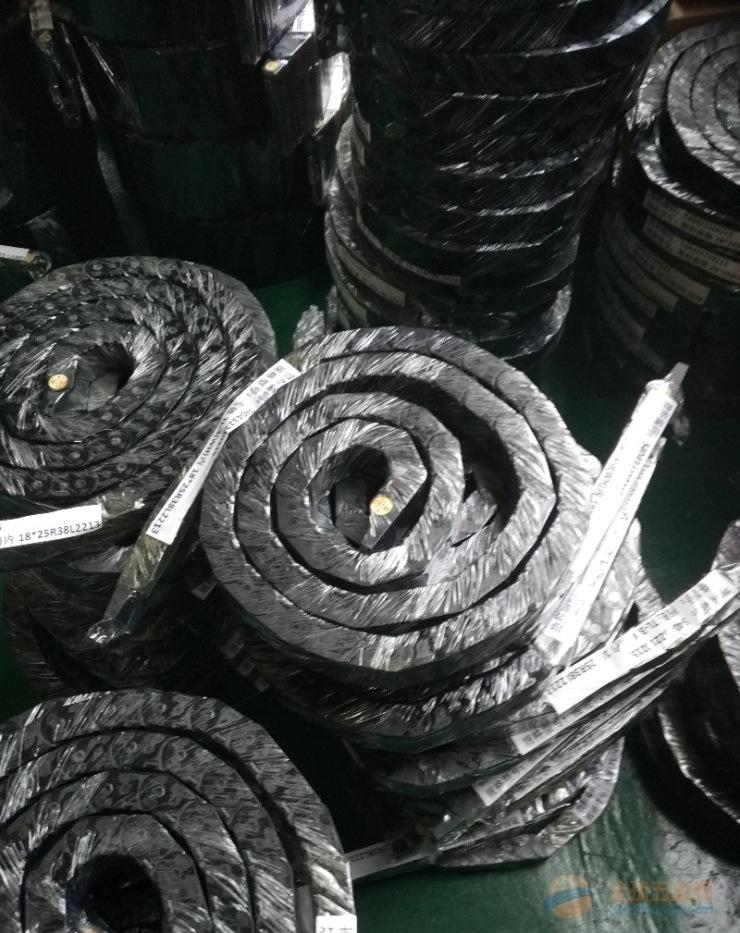 供应 湖北机床工程塑料拖链 中德生产
