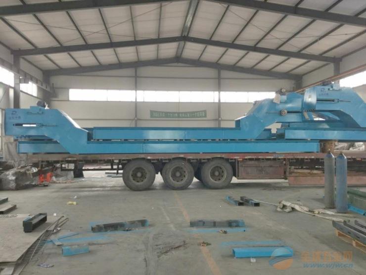 武汉市 链板排屑机 排屑器 中德制造