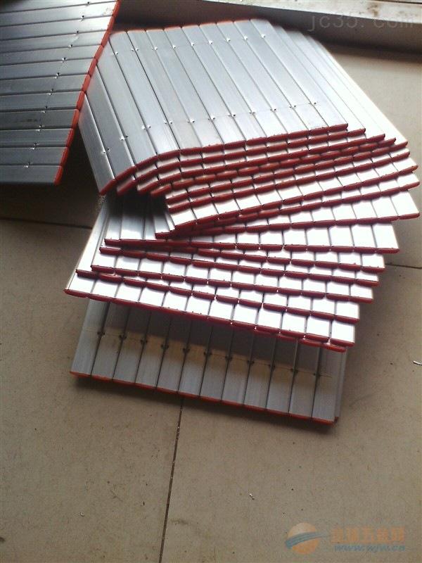 批发销售 芜湖市铝型材防护帘 防尘罩 加工更安全