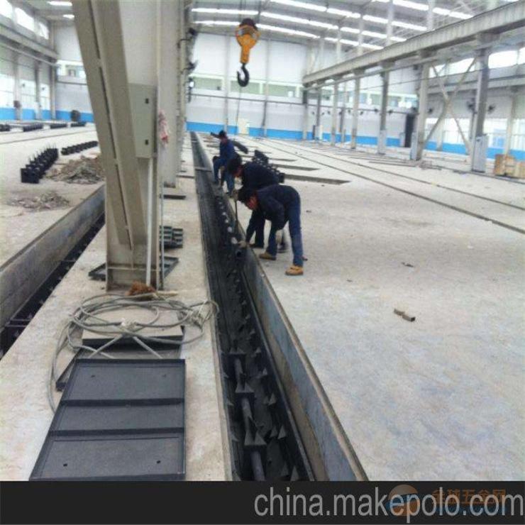 黄石机床输送机 步进式铝屑排屑机 来图定做 上门安装