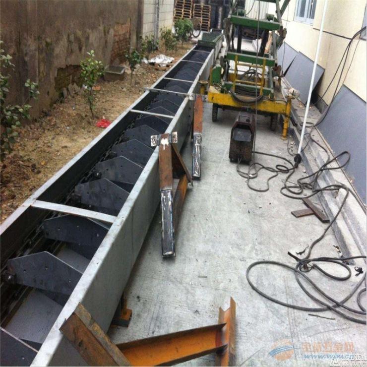 厂家热销型 滁州市 铝屑步进式排屑机 精准设计