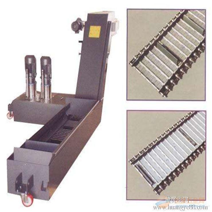 厦门生产集中铝屑排屑机 铝屑步进排屑机 质量保障