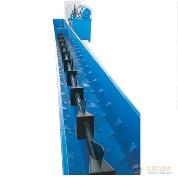 芜湖市机床铝屑步进式排屑机 排屑器 为客户量身定制
