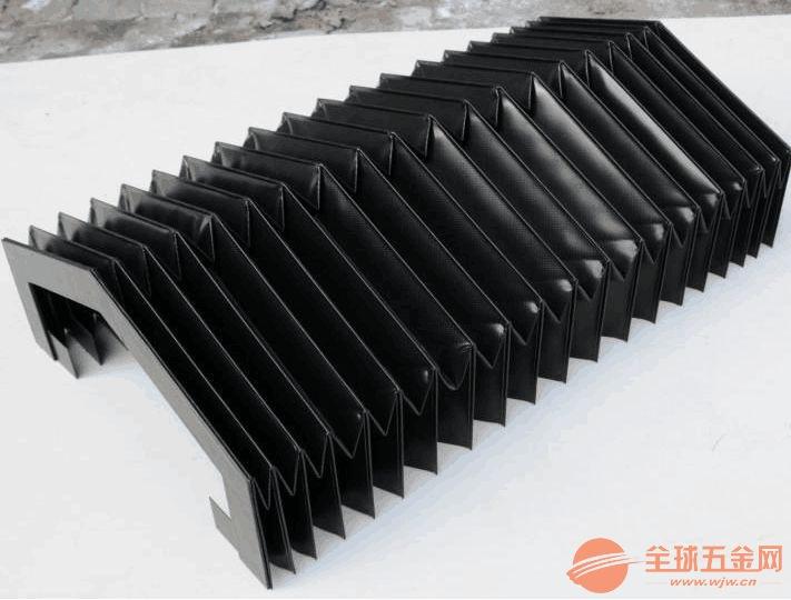 厂家定制中德柔性风琴式防护罩,直营+包邮