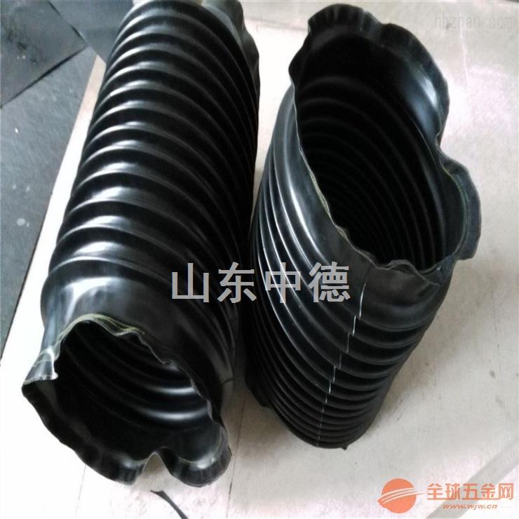 山东中德供应垫江县销售丝杠防护罩,中德生产