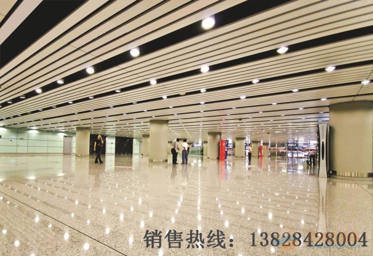 郴州市会议室铝方通制造商