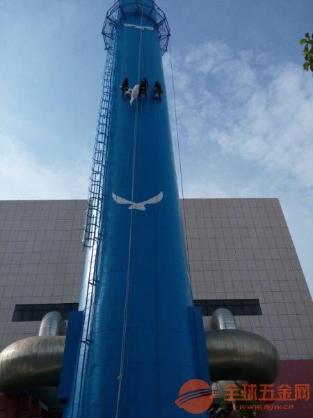 汕头烟囱安装旋转爬梯工程施工质量保证