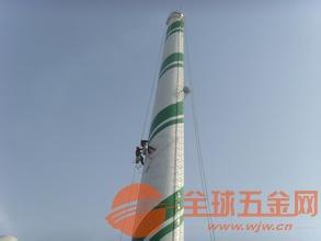 黄冈烟囱外壁刷油漆防腐工程施工质量保证