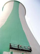 大同烟囱安装旋转爬梯施工单位