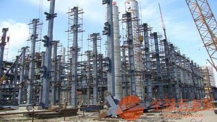 淮南烟囱安装防护爬梯工程施工价格咨询