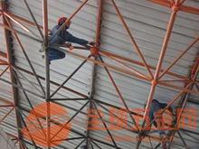 攀枝花厂房钢结构刷油漆翻新品牌信誉公司