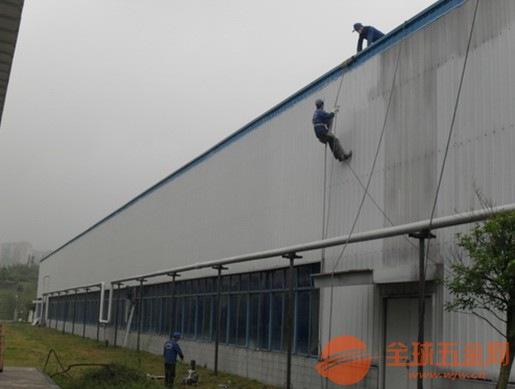白银化工钢结构防腐