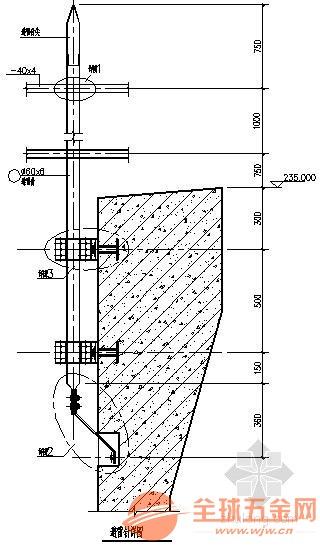 泸州水泥烟囱刷色环价格咨询