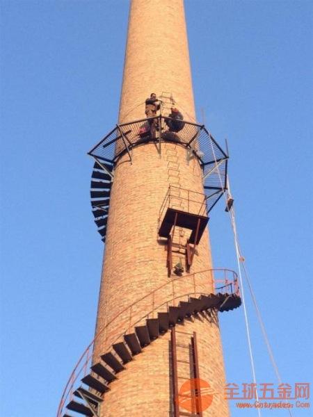 楚雄州烟囱拆除加高工程施工报价