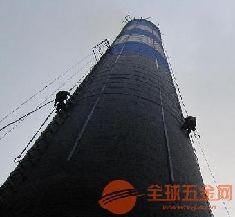 珠山区烟囱脱硫内壁施工单位