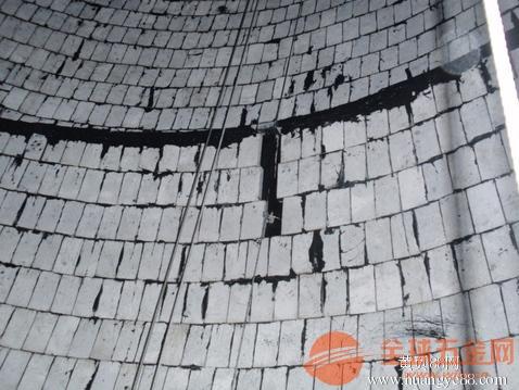 扎兰屯电厂烟囱刷航标施工单位