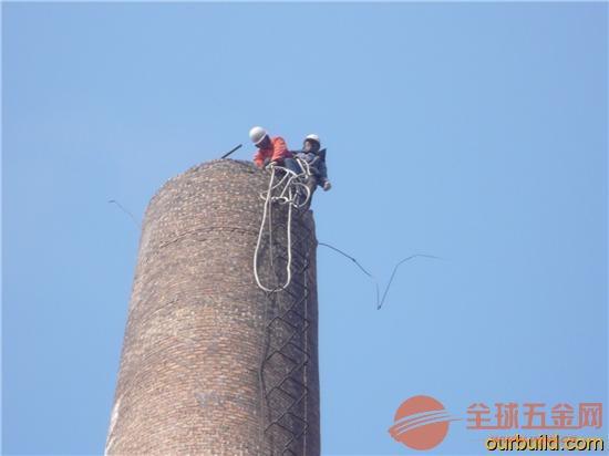 定兴县烟囱拆除加固工程报价
