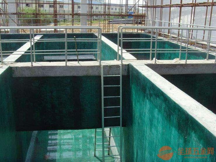 新蔡县混泥土水池玻璃钢防腐公司二布三油