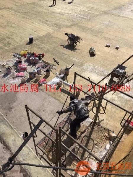 阿拉善废水池玻璃钢防腐公司