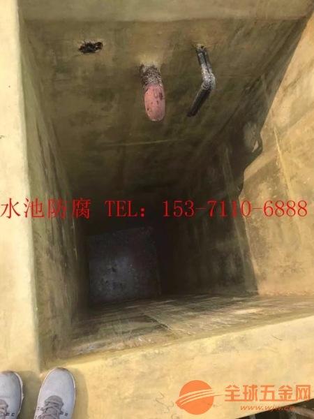 海安县废水池玻璃钢防腐公司