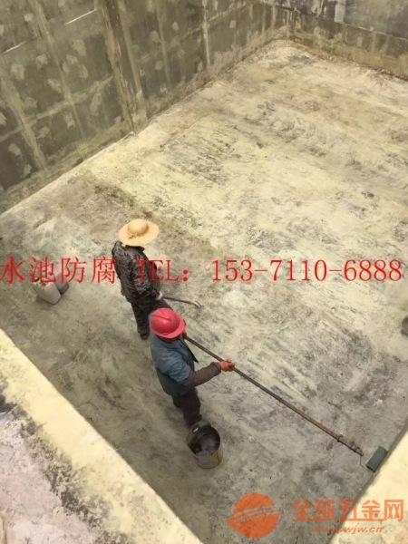 金溪县砖瓦厂水池玻璃钢防腐公司