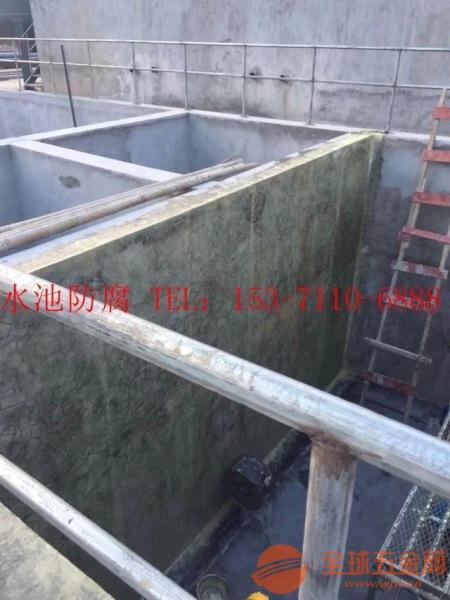 安义县砖瓦厂水池玻璃钢防腐公司