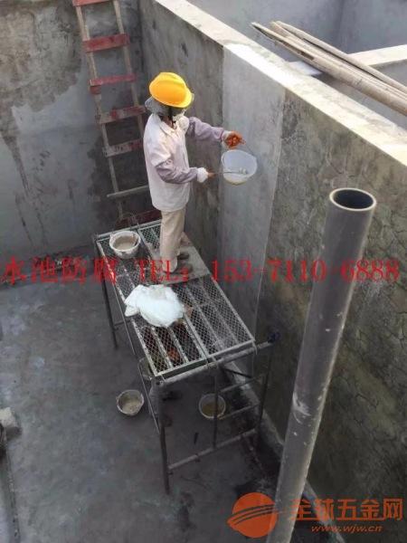 乐山污水池防腐公司玻璃钢