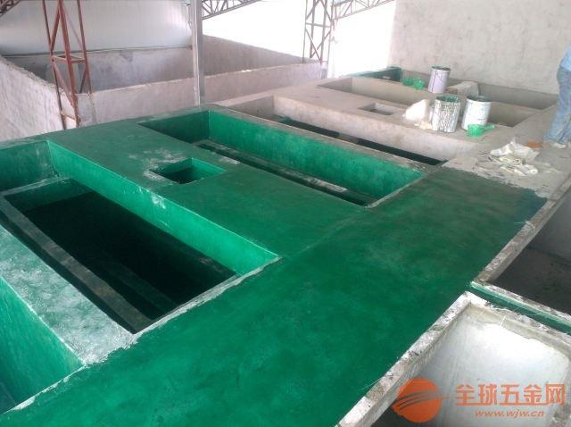 肥东县污水池玻璃钢防腐公司欢迎您