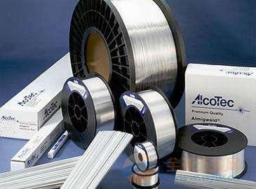 美国阿克泰克Alcotec ER4643铝焊丝 气保焊