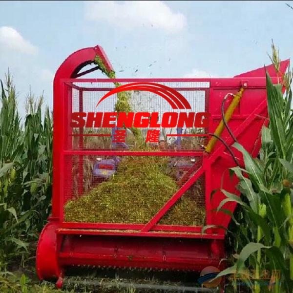 玉米秸秆青贮机 秸秆收获机价格
