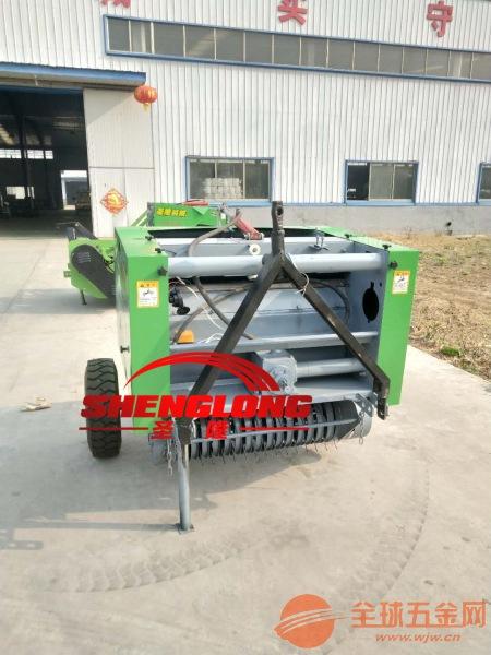 厂家生产牧草打捆机 秸秆捡拾打捆机价格