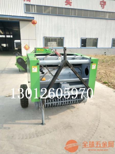 牵引式秸秆打捆机 牧草打捆机 厂家