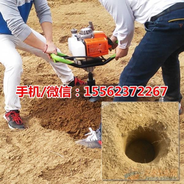 小型挖坑机