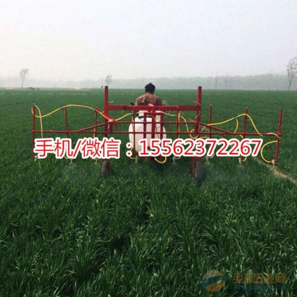 湖州6米宽幅农用打药机坚固耐用