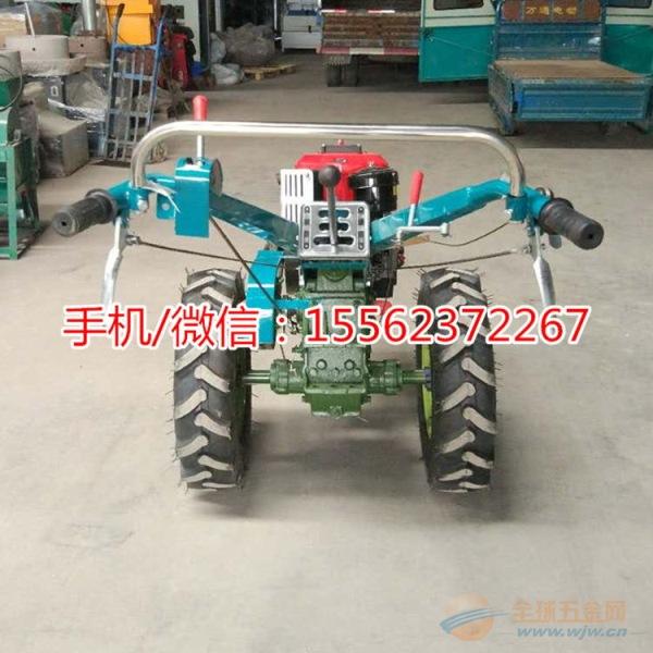 两轮农用拖拉机 15马力手扶旋耕机 欢迎咨询