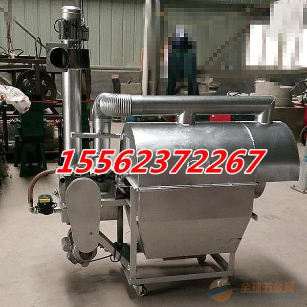 芝麻炒货机 电加热花生炒货机 质保一年