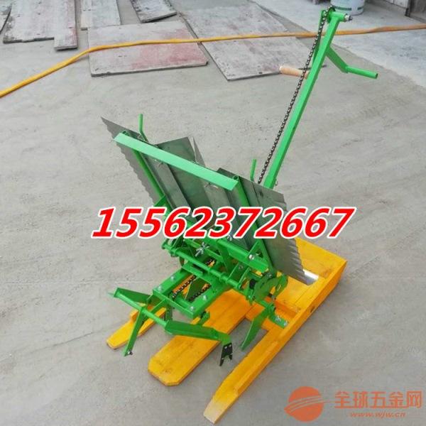 昆明水稻插秧种植机生产效率高