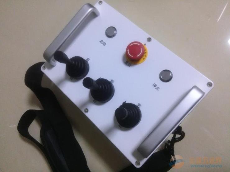 供应三摇杆工业起重机遥控器