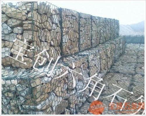 镀锌石笼网厂家 镀锌石笼网产品用途 山西石笼网厂