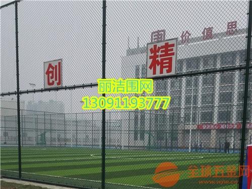 专业生产体育场围网 体育场围网哪家价格低