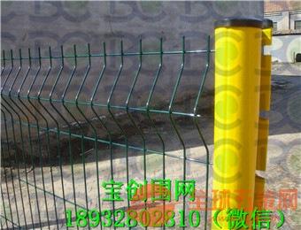 衡阳桃型立柱护栏网用途 衡阳桃型立柱护栏网价格 桃型