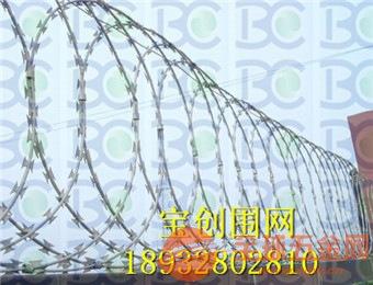 长沙刺绳护栏网产品优势 长沙刺绳护栏网产品结构 刺绳