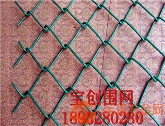 勾花网产品材质 勾花网产品编制特点 勾花护栏网产品用