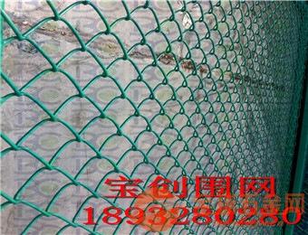 勾花护栏网产品特点 勾花护栏网产品用途 勾花护栏网产