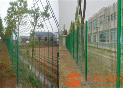 漳州双边防护网产品表面处理 漳州双边防护网产品结构