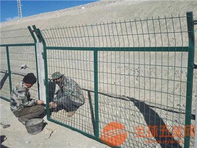 吉安公路防护网产品编制方法 吉安公路防护网表面处理