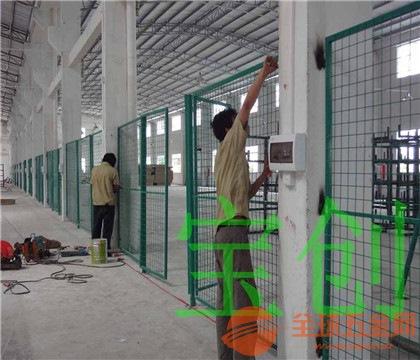 长沙车间防护网厂家南昌车间防护网衡阳车间防护网