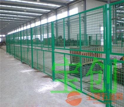 西安车间防护网产品厂家 西安车间防护网产品优点 西安